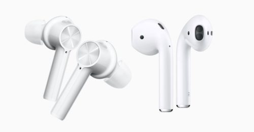 OnePlus Buds Z Vs. AirPods: How The New $50 Earbuds Compare To Apple's