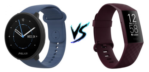 Polar Unite vs Fitbit Charge 4