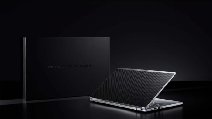 Porsche Design Acer Book RS hand-on Review