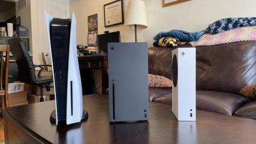 PS5 vs. Xbox Series X vs. Xbox Series S: Next-gen console sizes compared