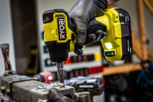 Ryobi 18V One+ HP Compact 3/8-Inch Impact Wrench Review PSBIW01B