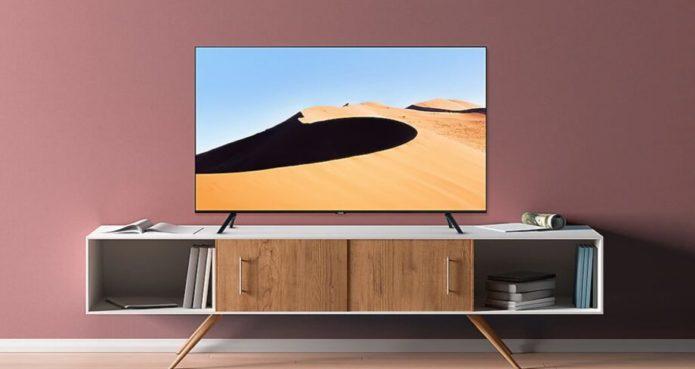 Samsung UE43TU7100 Review