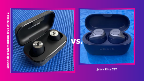 Sennheiser Momentum True Wireless 2 vs. Jabra Elite 75t