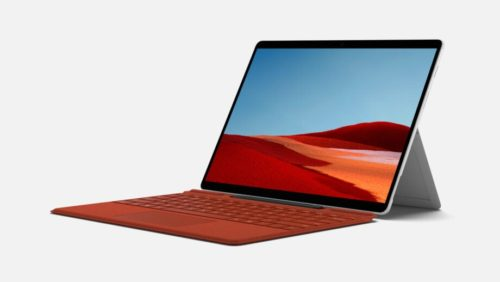Microsoft unveils the budget-friendly Surface Laptop Go and new Surface Pro X