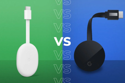 Chromecast with Google TV vs Chromecast Ultra: Should you pay more?