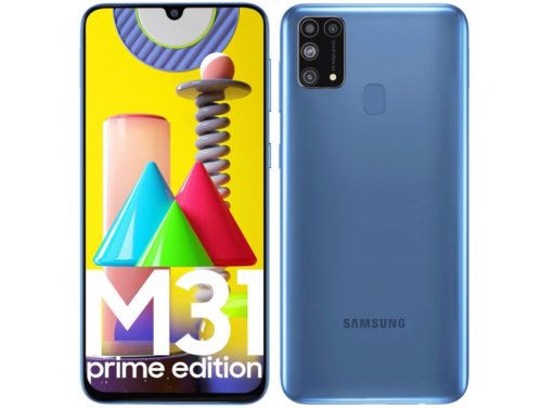 Samsung Galaxy M31 Prime Edition announced, sales begin October 17
