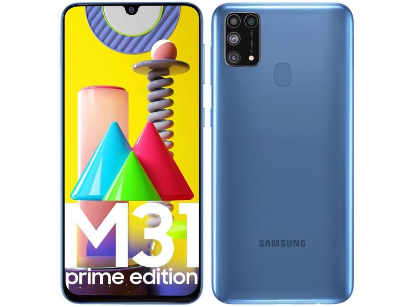 Samsung Galaxy M31 Prime Edition announced, sales begin October 17