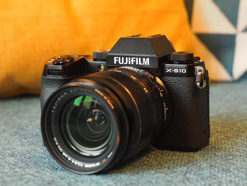 Fujifilm X-S10 initial review