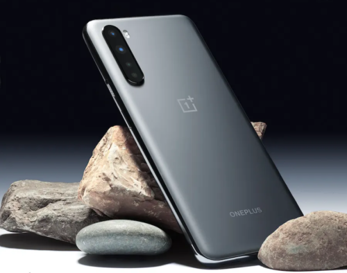 The OnePlus Nord Gray Ash has a matte finish, but it is only available with 12 GB of RAM and 256 GB of storage