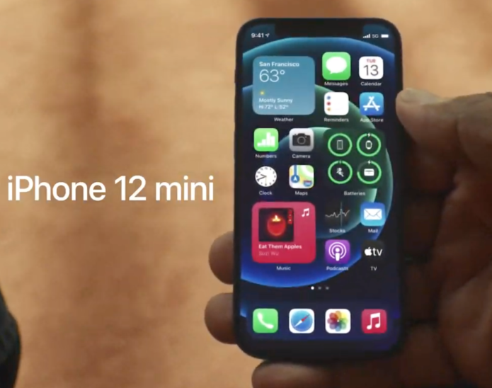 iPhone 12 mini size — here's how small it truly is