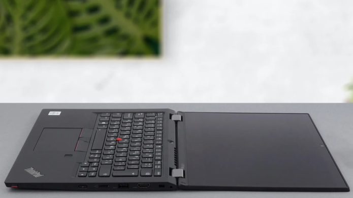 Lenovo ThinkPad L13 Yoga review – ThinkPad security with Yoga versatility and a Pen hiding in the chassis