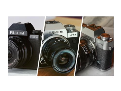 Fujifilm X-S10 vs X-T4 vs X-T30 – The 10 Main Differences