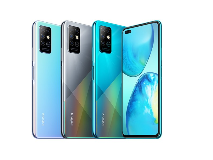 Infinix Note 8 and Note 8i go official