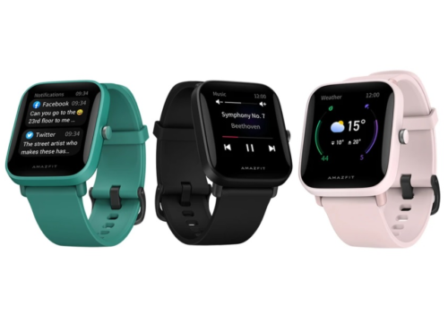 Amazfit Bip U Pro from Huami will offer the same Bip U smartwatch goodies but with added built-in GPS and geomagnetic sensor