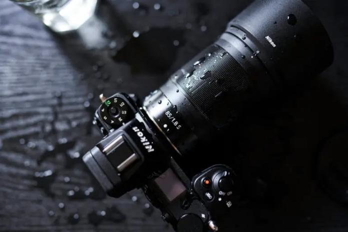 Nikon 85mm f1.8 Z