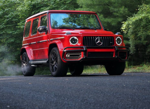 2020 Mercedes-AMG G63 Review – Because too much is just right