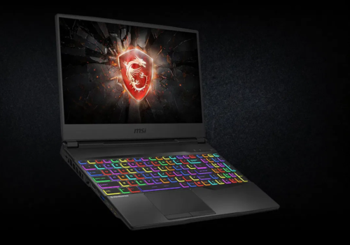 MSI GL65 10Sx review – looks a bit more evil, but packs a bit more power