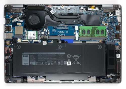 Inside Dell Latitude 13 5310 – disassembly and upgrade options