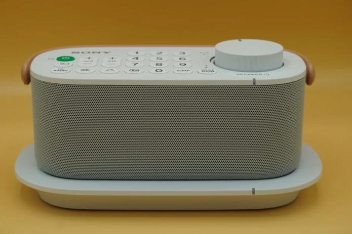 Sony SRS-LSR200 Wireless Handy TV Speaker Review