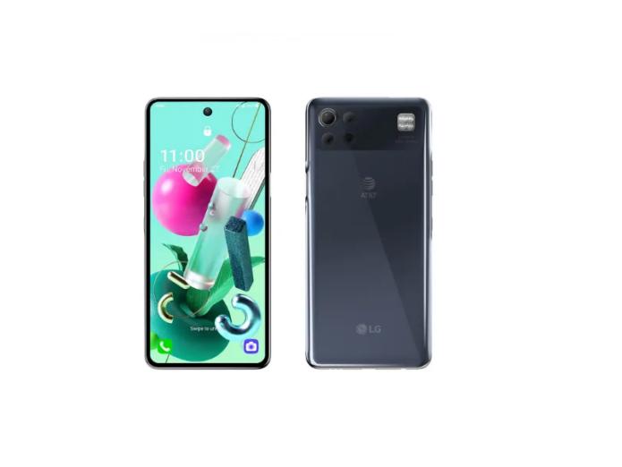 LG K92 5G now official