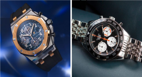 This x That: Some of the Coolest Modern Watch Collabs