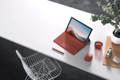 Does the Surface Pro X come with a keyboard?