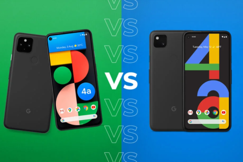 Pixel 4a 5G vs Pixel 4a: Do you get more than just 5G?