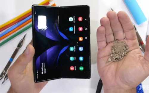 How Samsung's first foldable phone mistakes paved the way for Galaxy Z Fold 2