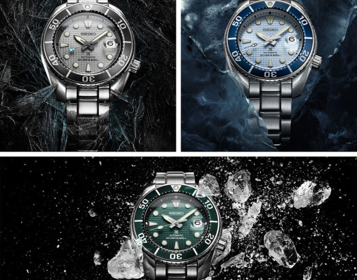Seiko's New Prospex Watches Are Made for Ice Divers