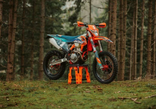 2021 KTM 350 EXC-F WESS First Look (10 Fast Facts)