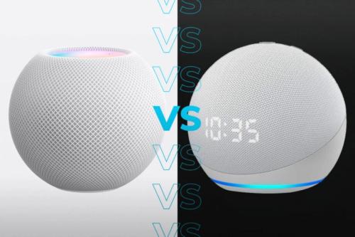 Apple HomePod Mini vs Amazon Echo Dot: Which is better?