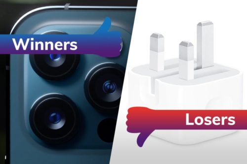 Winners and Losers: iPhone 12 Pro camera wows while talk about lack of chargers bore
