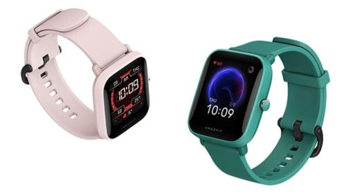 Amazfit Bip U teaser suggests it's a cheaper alternative to the Apple Watch SE