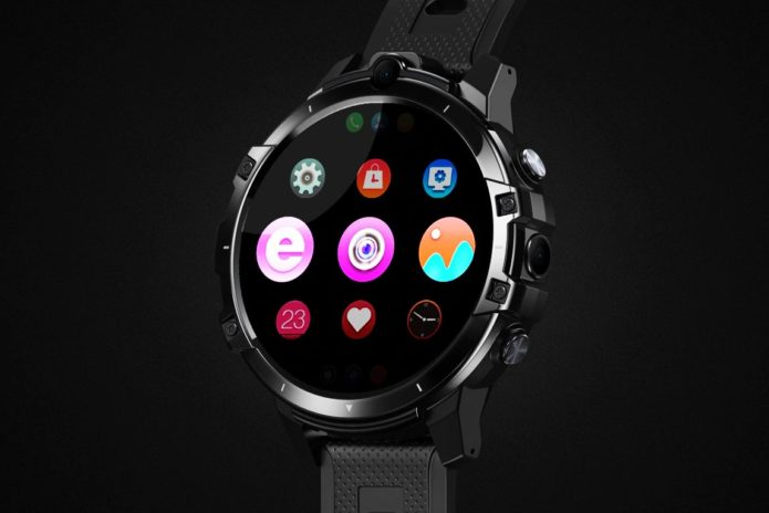 Zeblaze Thor 6: Smartwatch with full-size smartphone CPU and Android 10 available in the US