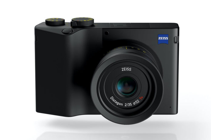 Zeiss' 37MP Lightroom-capable, full-frame ZX1 camera is here — and it costs $6K