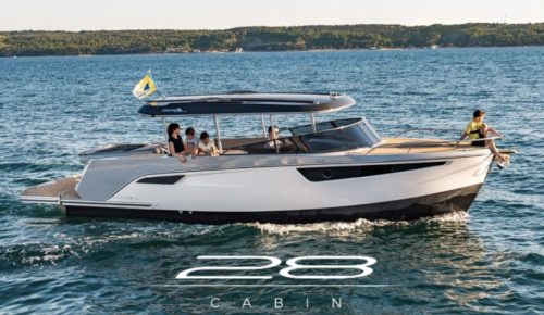 Alfastreet Marine 28 Cabin: A multi-purpose vessel for the perfect weekend away *sponsored post*