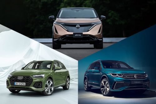 COMING SOON: A six-pack of SUVs