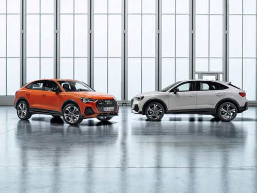 2020 Audi Q3 Sportback v Mercedes-Benz GLA comparison review