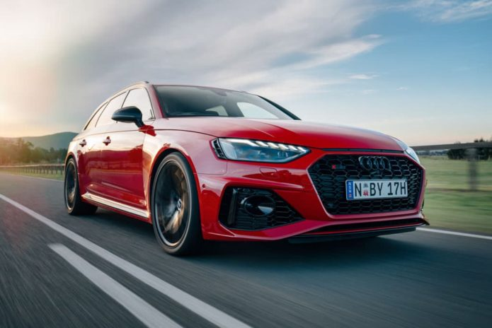 2020 Audi RS 4 Avant Review : Quick Spin