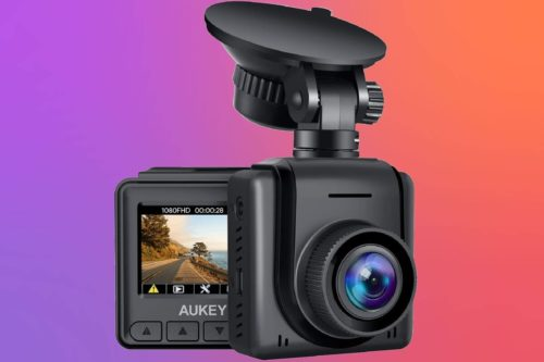 Aukey Mini Dash Cam review: Small, simple and amazingly affordable
