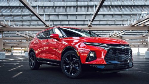 2021 Chevrolet Blazer Review