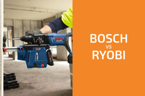 Bosch vs. Ryobi: Which of the Two Brands Is Better?