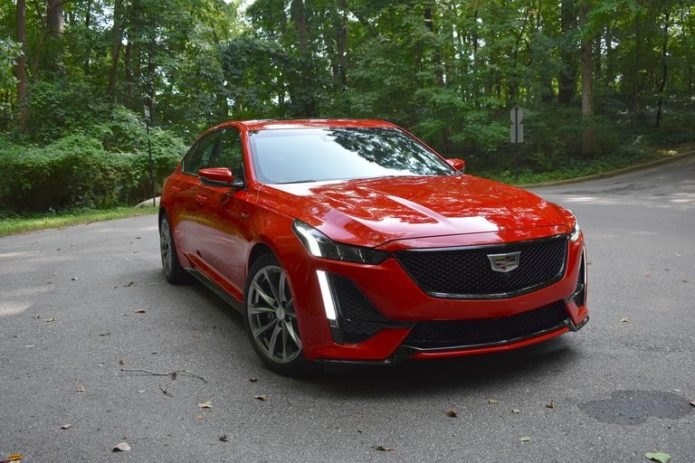 """The 2020 Cadillac CT5-V Isn't a """"V"""" Car, and That's Totally Fine"""