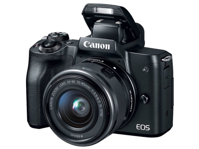 Canon to Announce EOS M50 Mark II With 32.5 MP, 14 FPS