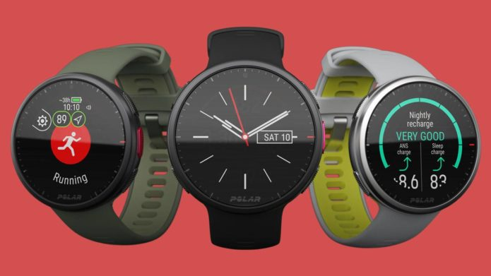 Polar announces new Vantage V2 smart fitness watch with advanced training features