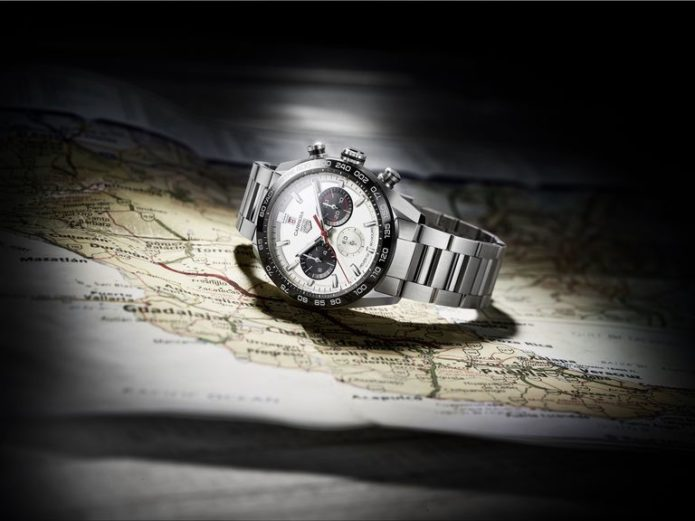 TAG Heuer's New Carrera Celebrates a Special Chronograph From 1965
