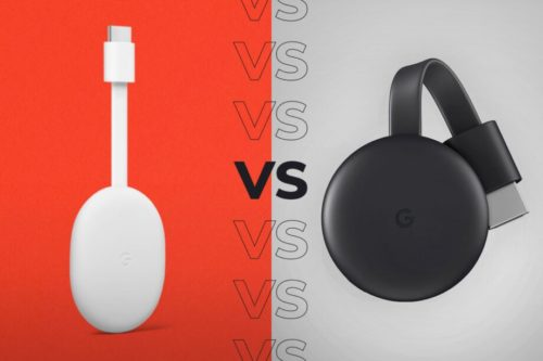 Google Chromecast vs Chromecast with Google TV – What's the difference?