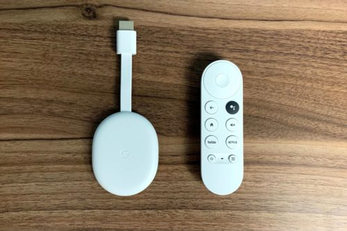 Chromecast with Google TV review: A step forward for streaming