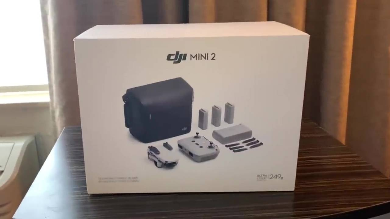 DJI Mini 2 sold, unboxed, and leaked ahead of official debut