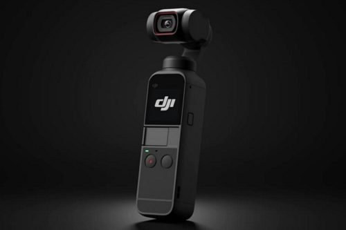 DJI Pocket 2 Brings Bigger Sensor, Wider-FOV Lens, And Better Audio To The Gimbal-Stabilized Mini-Camera